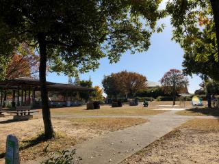戸田川緑地公園ピクニック広場A区画