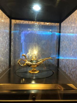 アラジンの魔法のランプ